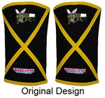 Titan Yellow Jacket Knee Sleeves - NEW!