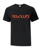 Resolute Tshirt - Black
