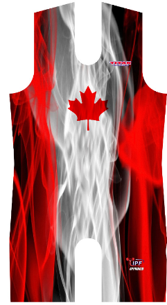 NEW CANADIAN Singlet
