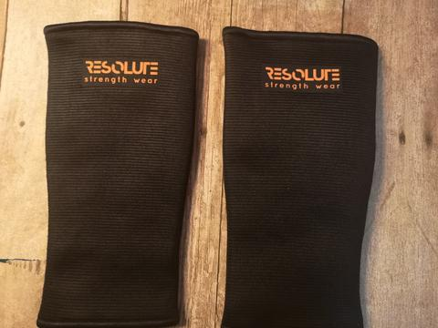 Resolute Knee Sleeves - Double Ply