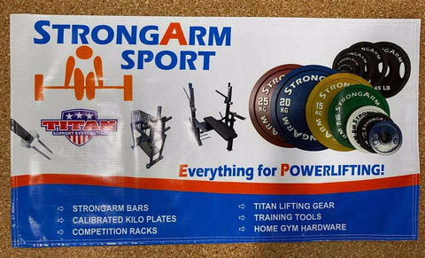 StrongArm Banner