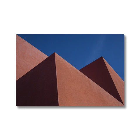 Santa Fe Adobe_6 Canvas