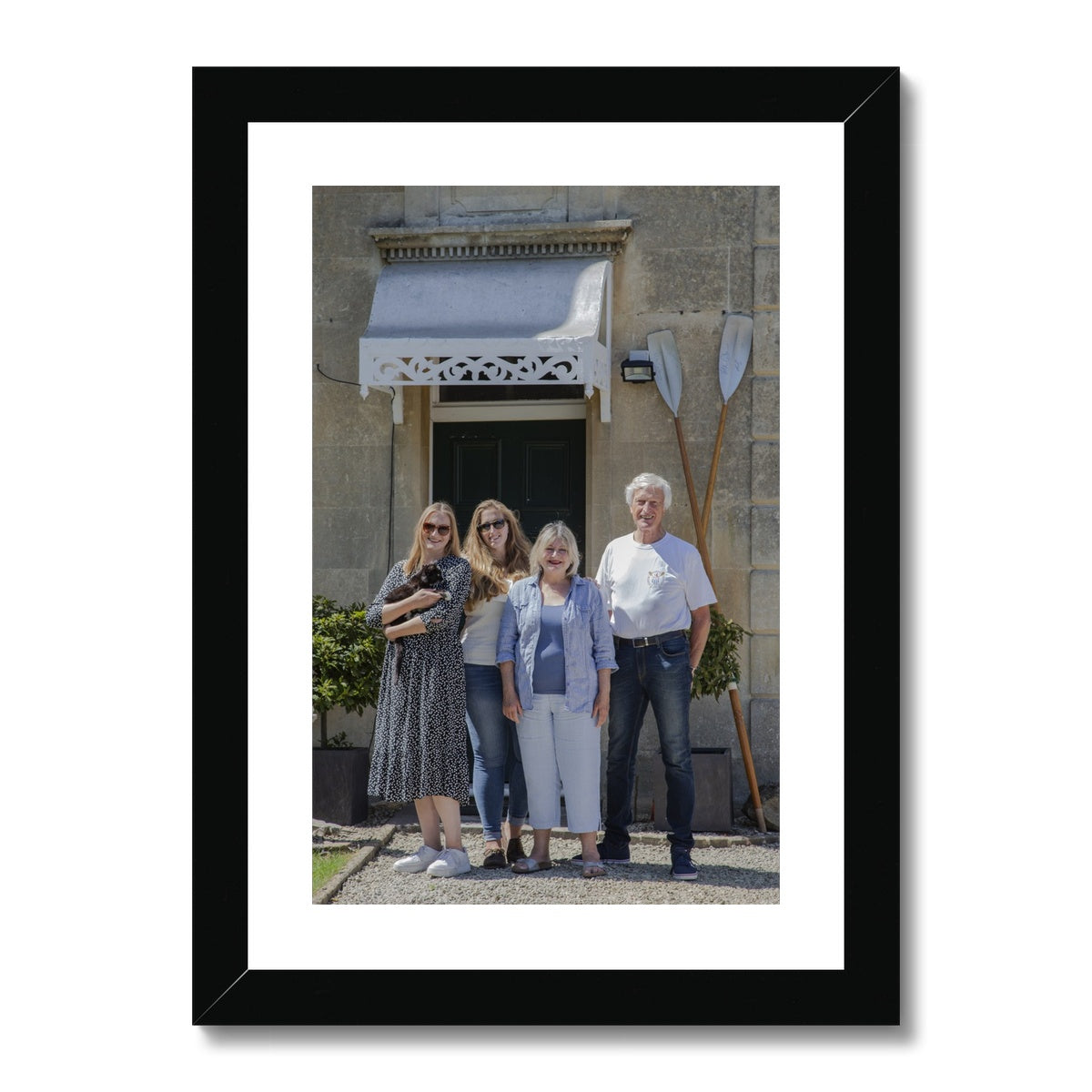 The Riekemanns_01_182 Framed & Mounted Print