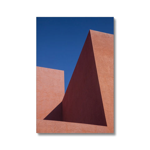 Santa Fe Adobe_5 Canvas