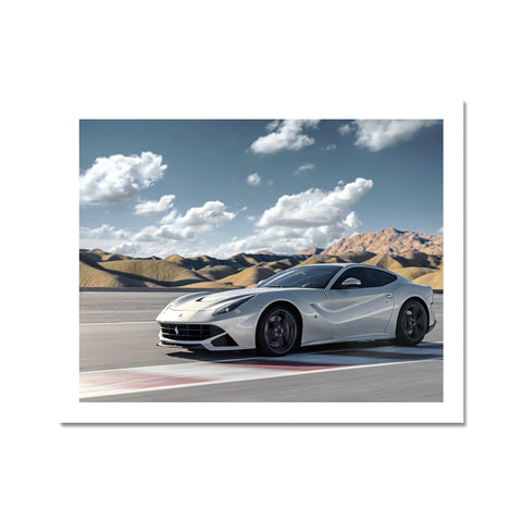 Olaf Pignataro - Ferrari Photo Art Print