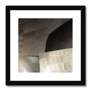 Disney Concert Hall_2 Framed & Mounted Print