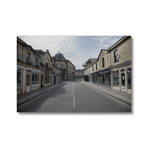 Bath Under Covid_7 Canvas