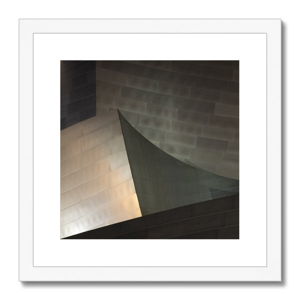Disney Concert Hall_3 Framed & Mounted Print
