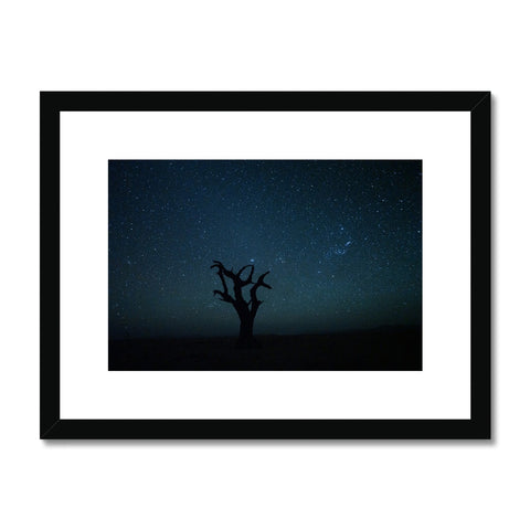 Craig Kolesky_Namibian Nights Framed & Mounted Print