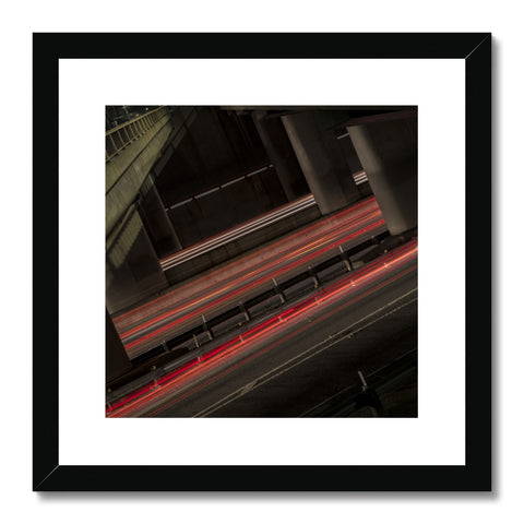 Light Streams_1 Framed & Mounted Print