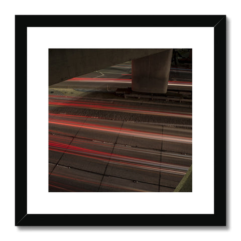 Light Streams_3 Framed & Mounted Print