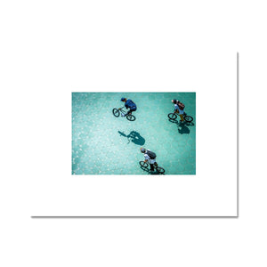 Olaf Pignataro - Bicycles Photo Art Print