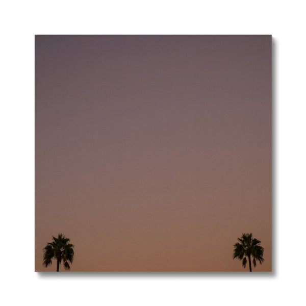 Los Angeles Palms_1 Canvas