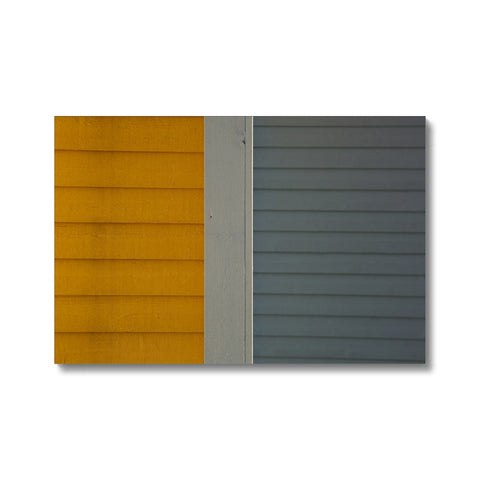 Swedish Beach Huts_2 Canvas