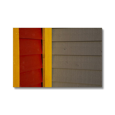 Swedish Beach Huts_1 Canvas