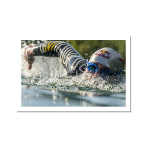 Olaf Pignataro - Swimming Photo Art Print