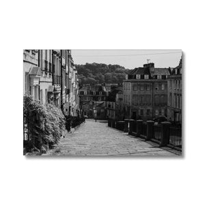 Bath Under Covid_5 Canvas