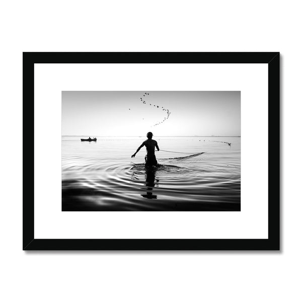 Moises Levy_Paladio Framed & Mounted Print