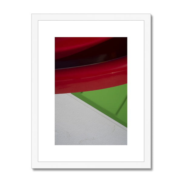 Let's Go Pedalo_7 Framed & Mounted Print