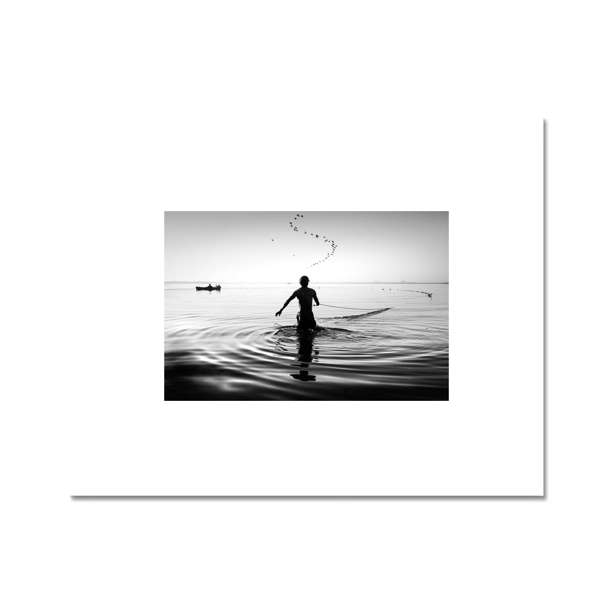 Moises Levy_Paladio Photo Art Print