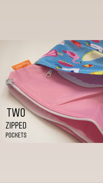 Medium Double Pocket Wetbags