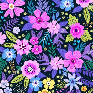 39 - Purple Flowers