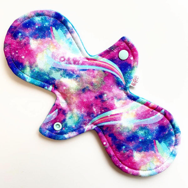 Cloth Pad - Pink Galaxy