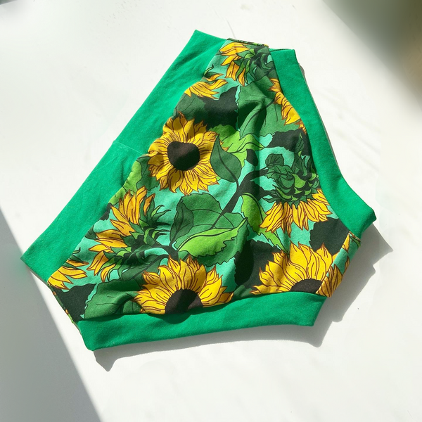 Super Comfy Undies - Sunflowers (Premium Fabric)