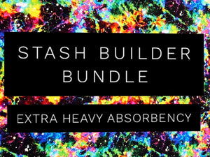 Stash Builder Bundle - Extra Heavy Absorbency