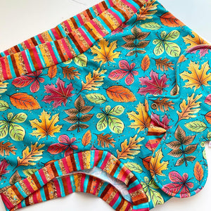 Super Comfy Undies - Autumn Leaves