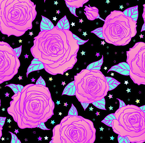 Cloth Pad - Roses