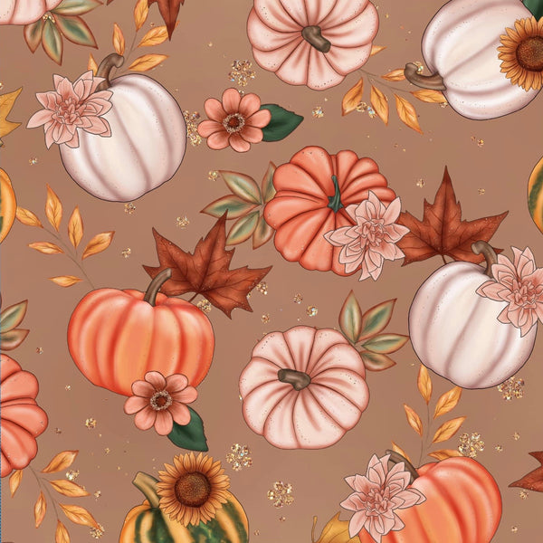 Cloth Pad - Pumpkin