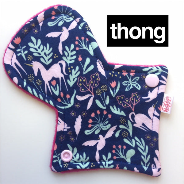 Cloth Pad - Olive Branch