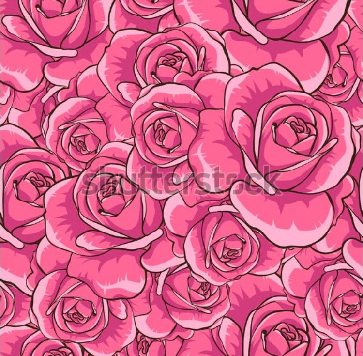 17 - Pink Roses