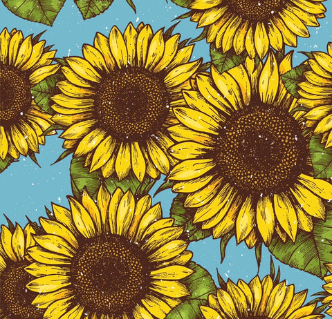 80 - Sunflowers