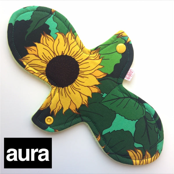 Cloth Pad - Autumn Stripes
