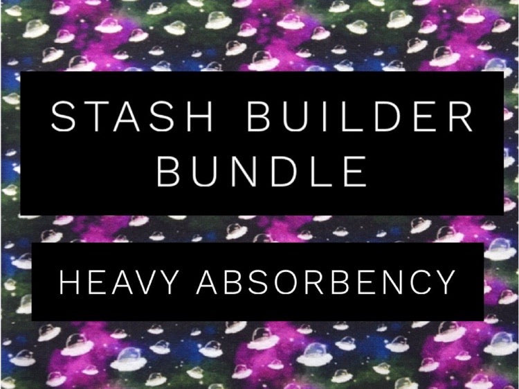 Stash Builder Bundle - Heavy Absorbency