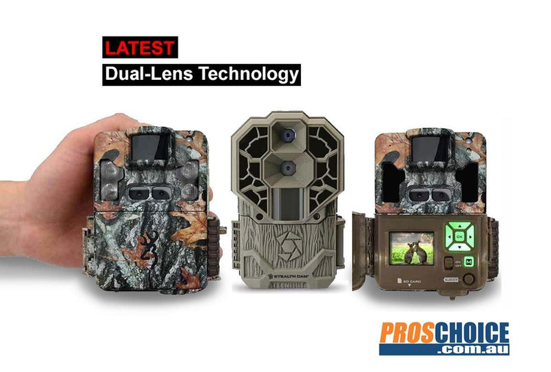 Dual-Lens Technology ? The Latest Innovation for Trail Cameras