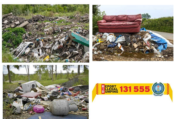 Pro?s Choice Helping NSW Local Government Catch Illegal Dumpers