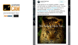 LeopardEye ? A WildTiger Initiative Supported by Pro?s Choice