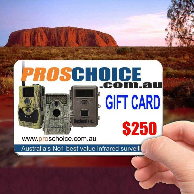 Gift Voucher $250 - ProsChoice Accessories vendor-unknown