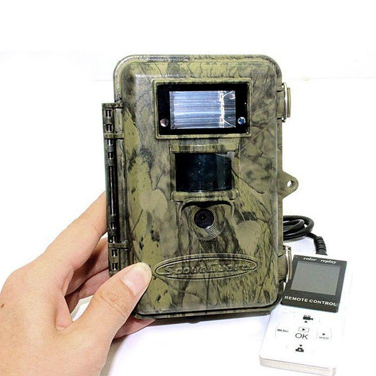 ScoutGuard SG565 Professional No Motion Blur Night Color Camera Trail Cameras vendor-unknown