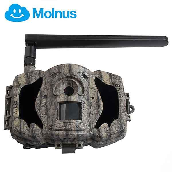 ScoutGuard 4G LTE Pro Cam MG984G-36M Two-Way Communication Trail Camera Security Cam Scoutguard Bolyguard