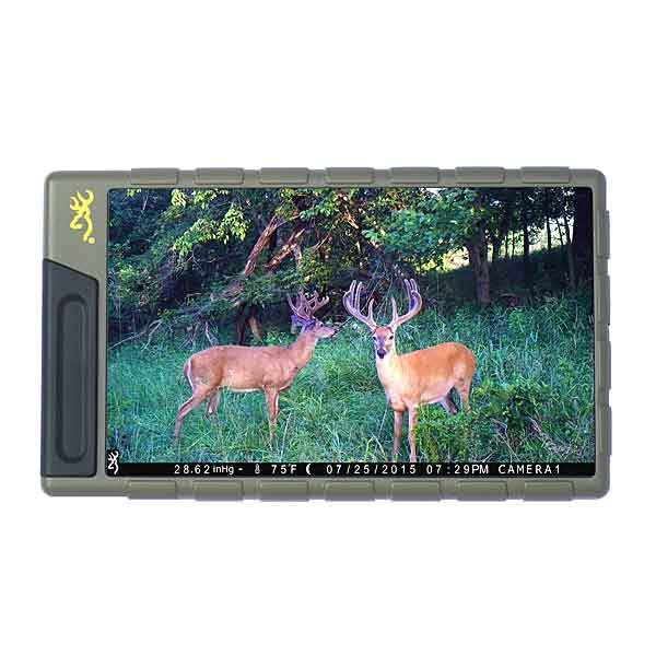 Browning Picture and Video Viewer Trail Cameras Browning