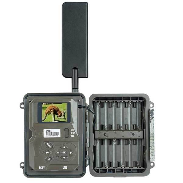 Spromise S378 Anti-Crime 4G 3G LTE Two-Way Communication Trail Camera Security Cam vendor-unknown