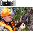 Bushnell Aggressor Low-Glow HD Trophy Cam (Brown) - 119775C Trail Cameras vendor-unknown
