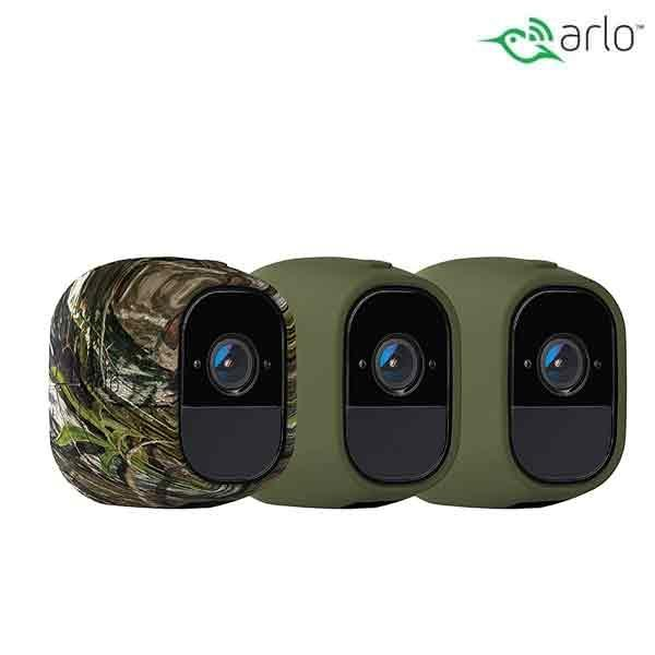 Arlo Pro & Pro 2 Skins - Set of 3 in Camouflage (VMS4230P ) Accessories vendor-unknown
