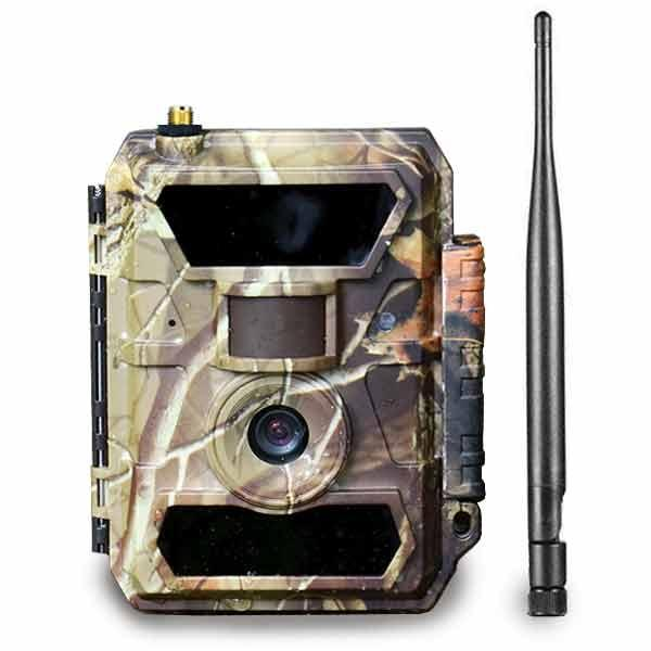 ProsChoice® Bravo X 3GW HD 100 Degree View Two-Way Comm black flash MMS 3G Trail Camera Security Cam vendor-unknown