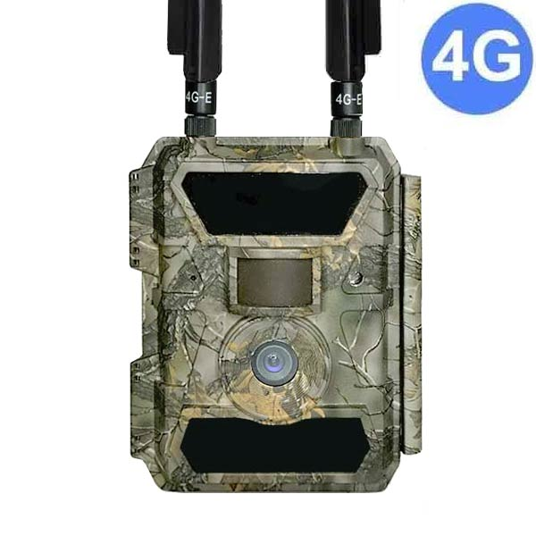 Bravo X 4G Wide Angle Cellular Trail Camera Security Cam vendor-unknown