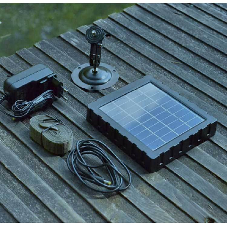 Bravo X Solar Panel SP100 Accessories vendor-unknown